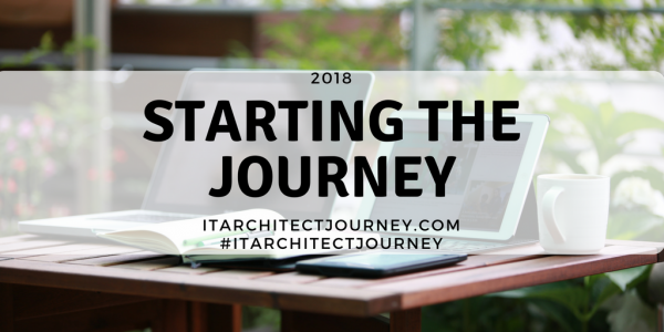 starting it architect journey learning technology networking